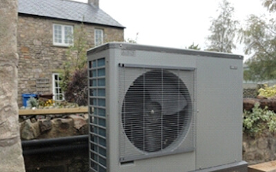 Air Source Heat Pump – Yorkshire