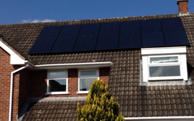 Solar PV – Cheshire
