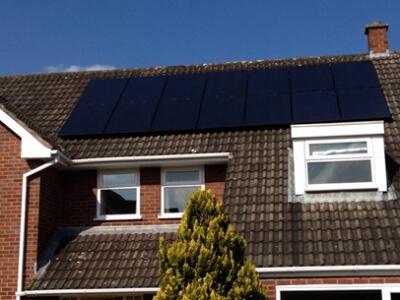 Solar PV Array