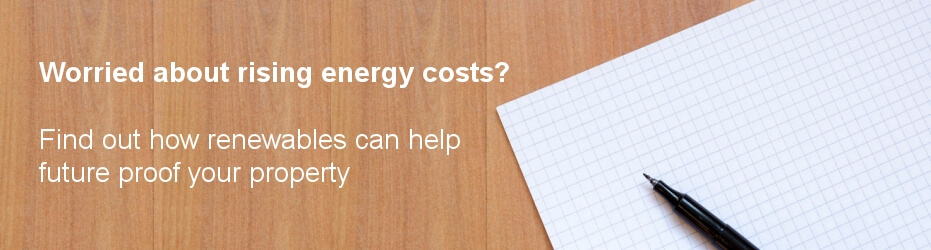 worried about rising energy costs